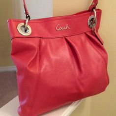 Love Love .... The color of my new Coach ...