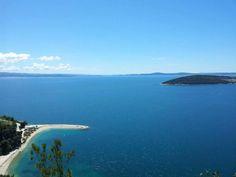 kasuni beach, split, croatia