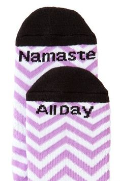 Namaste Yoga/ Pilates Grip Socks