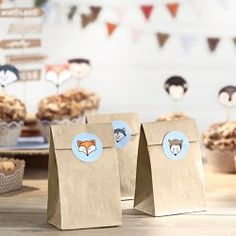 Shop Woodland Party Bags and Party Supplies for your next party or event. NEXT DAY Delivery Animal Themed Birthday Party, Animal Party, Birthday Party Themes, Pony Party, Woodland Decor, Woodland Party, Camping Party Decorations, Party Mottos, Party Favor Bags