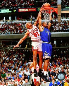 dennis rodman action - Google Search