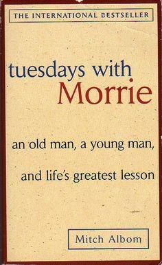 Mijn dinsdagen met Morrie by Mitch Albom | LibraryThing