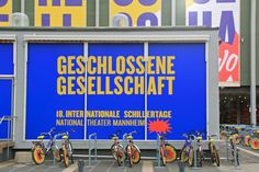 18. Internationale Schillertage