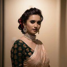 Shivani Surve, Bengali Bridal Makeup, Katrina Kaif Photo, Kristen Stewart, Sari, Actresses, Actors, Bride, Photo And Video