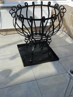 Fire pit and ash tray Brazing, Installation Manual, Security Door, Metal Fabrication, Dog Crate, Just Amazing, Blacksmithing, Contemporary Design, Ash