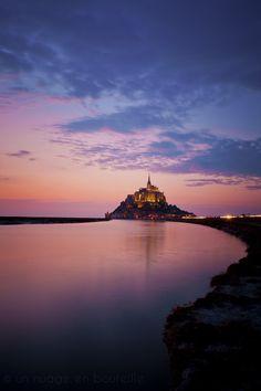 Happy amifully ! - topgearslut: Le Mont-Saint-Michel