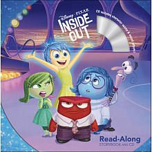 Inside Out (ReadAlong Storybook and CD) (A Disney Storybook and CD)