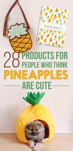 28 Products For People Who Are Super Excited About Pineapples
