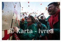 Carnevale di Ivrea 2014. My way/Carnival