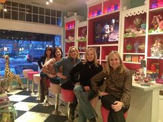 Our loyal customers and Shop Interiors