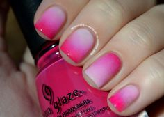 China Glaze Ombre Collections Review + Gradient Swatches: Sweet Sensations