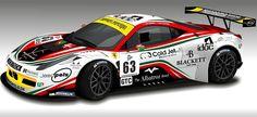 GT3 Le Mans Cup 2016: Filipe Barreiros enfrenta a 1ª prova do ano em Imola