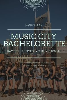 Level up your bachelorette party in Nashville with a Daytime Activity + 2 HR VIP Booth at popular bar downtown! Bachelorette Party Activities, Bachelorette Party In Nashville, Bridesmaid Duties, Bridesmaids, Perfect Party, Party Planning, Vip, Ethereum Wallet, Wedding Inspiration