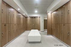 health club locker room design | designs changing rooms for many luxury health clubs, including G Club ...