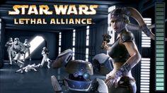 Star Wars Lethal Alliance[PSP] part1, 2.