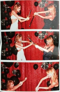 Bad blood after party