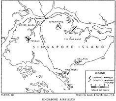 4 Feb 1942 Singapore's northern airfields pounced by Japanese artillery and evacuated within 36hrs. Remaining serviceable aircraft were transferred to Kallang Airfield.