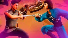 LIMA VAGA: 'Into the Badlands Blade Battle' disponible en tie...