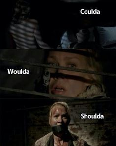 the walking dead - Andrea - She deserved watch she got, She had 2 chances and didn't? I guess when she became  Miss Barney Badass she also became a Big Ol' Dumbass Too!!