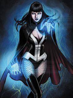 DC - Zatanna