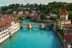 Berna, tan maravillosa como un reloj suizo (Suiza)