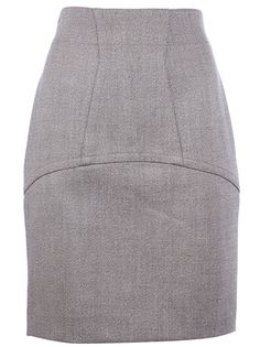 ALAÏA VINTAGE - high waisted skirt 6
