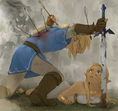 Protect the princess. Even to death.