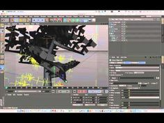 Cinema 4D Tutorial_Mograph_Making to  Mograph tree(시네마 4D 모그라프 강좌) - YouTube