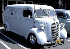 Jeep Pickup, Pickup Trucks, Cool Trucks, Chevy Trucks, Classic Trucks, Classic Cars, Gmc Motorhome, Step Van, Panel Truck