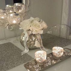 Candles  #homewhitehome #candles #instadecor #sisustus #inredning #decoration #whiteandsilver #eveninglights #iltatunnelmaa #kynttilät #eleganceroom #classyinteriors #shabbyyhomes #finahem #interiorinspiration #inspire_me_home_decor #interiorandhome #dreamhome555 #dreaminteriors #interior123 #interior4ll #interior4you #etuovisisustus #elämänikoti