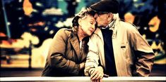old couples just make my day. I love old people. Old Love, All You Need Is Love, Old Couple In Love, Old People Love, Beautiful Couple, Young People, Old Married Couple, Married Couples, Beautiful Wife