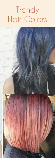Low Key Colored #Hair #Trend http://www.xoxomake.com/6049-2/ #bbloggers #haircolor