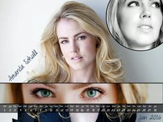 Calendrier Juin 2016 #Suits #AmandaSchull https://www.hypnoseries.tv/suits/