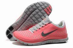 nike free run 4.0 pink