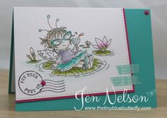 LOTV - Water Lily by DT Jen