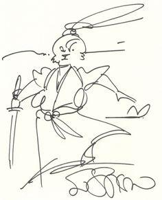 Usagi Yojimbo by Stan Sakai Comic Art
