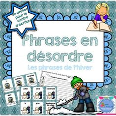 by Madame Emilie French resources French Teaching Resources, Teaching French, Teaching Tools, Teacher Resources, Classroom Resources, French Sentences, Daily 5 Reading, Class Games, Core French