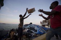Ayuda empieza a llegar a Haití