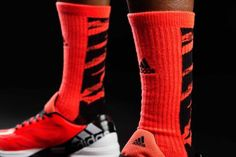 Look Good While Working Out - Adidas Crew Socks
