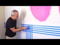 Romi Cortier Design - Mackintosh Inspired Wall Mural - [How to & Art History] http://www.youtube.com/watch?v=JB9ZRyLb7jA=related