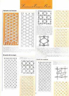 lecciones de encajes de bolillos (labores del hogar) - Maria Lucia Muñoz - Picasa Webalbums