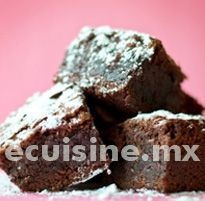 BROWNIES Receta para preparar los mejores Brownies de chocolate.  http://ecuisine.mx/recipe.php?id=667