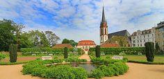 Der Prinz-Georg-Garten – Oase zum Entspannen - Darmstädter Tagblatt