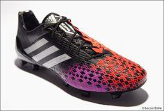 adidas Predator LZ SL Football Boots - Black/Silver/Infrared - Football Boots