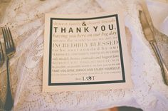 Handmade Industrial Wedding featured on Ruffled...don't forget to show your gratitude!