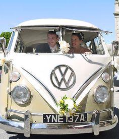VW Splitscreen Campervan...