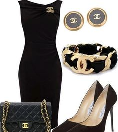 Chanel jumbo classic flap for classy goodness :)