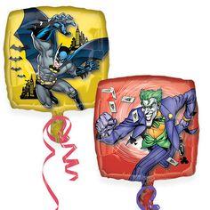 """Batman & Joker - 18"""" – BirthdayBalloon.ca"""