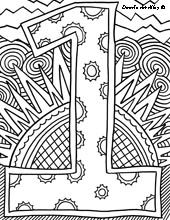 This website has amazing FREE coloring pages! Numbers, alphabet, animals, pirates, holidays and lots lots more!let the kids color or paint with watercolors. Free Coloring Pages, Coloring Sheets, Adult Coloring, Coloring Books, Doodle Coloring, Alphabet Coloring, Math Numbers, Letters And Numbers, Teaching Tools