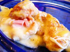 Chicken Cordon Bleu Casserole Recipe - Food.com
